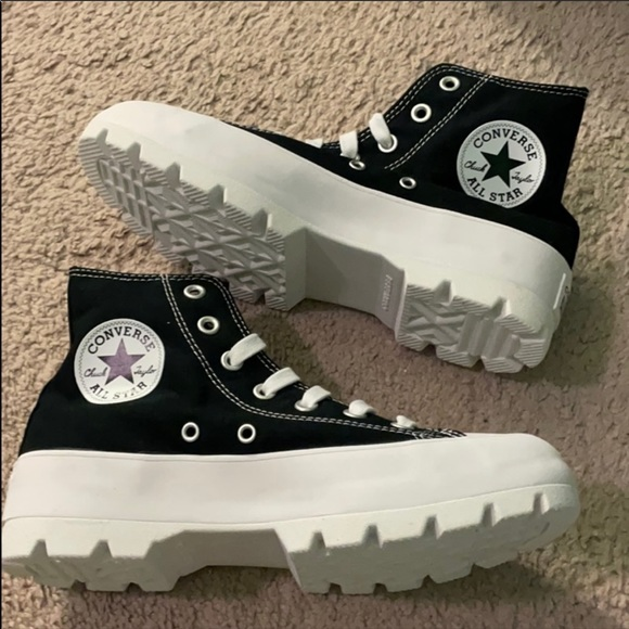 Platform Converse Chuck Taylor All Star Lugged